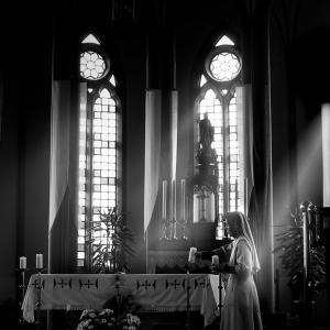 Štefan Rejta - V kostole (2017 / Január)