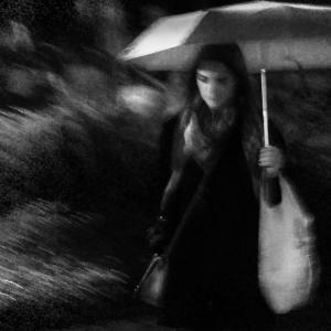 Erich Reichel - Vo večernom daždi (2017 / Október)